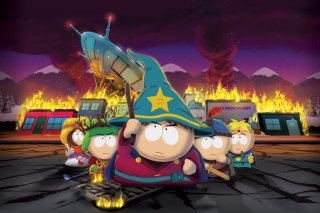 South Park The Stick Of Truth Wallpaper for Nokia X2-01