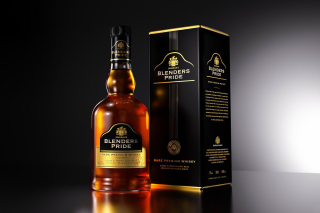 Blenders Pride Whisky Background for Android, iPhone and iPad