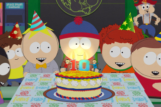 South Park Season 15 Stans Party Background for Android, iPhone and iPad