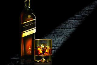Johnnie Walker Whisky Background for Android, iPhone and iPad