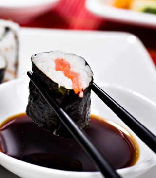 Japanese Sushi Wallpaper for HTC Titan