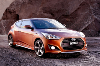 Hyundai Veloster Wallpaper for Android, iPhone and iPad