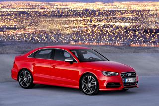 Free Audi A3 Sedan 2 0T Picture for Android, iPhone and iPad