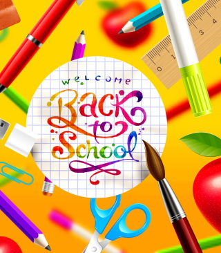Back to School sfondi gratuiti per Nokia Lumia 800