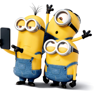 Kostenloses Minions Wallpaper for Laptop Wallpaper für 2048x2048