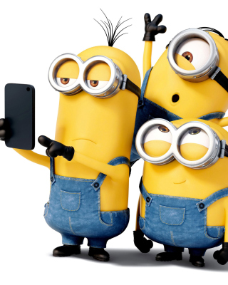 Kostenloses Minions Wallpaper for Laptop Wallpaper für 640x960