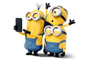 Kostenloses Minions Wallpaper for Laptop Wallpaper für Android, iPhone und iPad