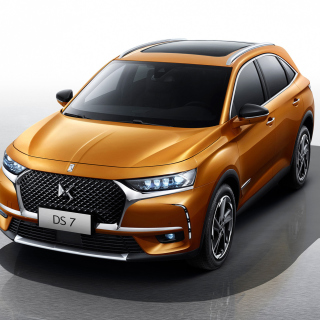 2019 DS7 Crossback Opera Citroen DS sfondi gratuiti per iPad mini