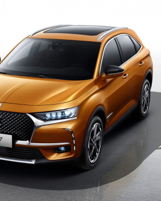 Kostenloses 2019 DS7 Crossback Opera Citroen DS Wallpaper für iPhone 6 Plus