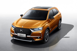 2019 DS7 Crossback Opera Citroen DS Background for Android, iPhone and iPad