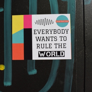 Everybody Wants to Rule the World - Obrázkek zdarma pro 2048x2048