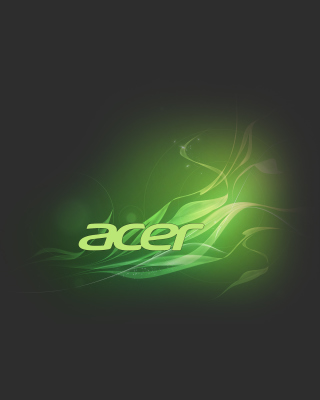 Acer Logo Wallpaper for Nokia Asha 306