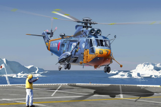 Free Sikorsky Helicopter Picture for Android, iPhone and iPad