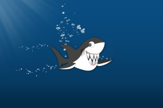 Free Funny Shark Picture for Android, iPhone and iPad