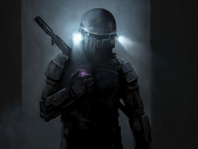 CS Soldier wallpaper 640x480