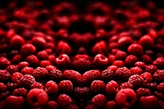 Free Raspberries Picture for Android, iPhone and iPad