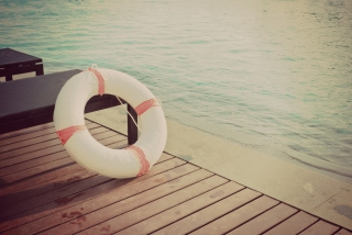 Lifebuoy Wallpaper for Android, iPhone and iPad