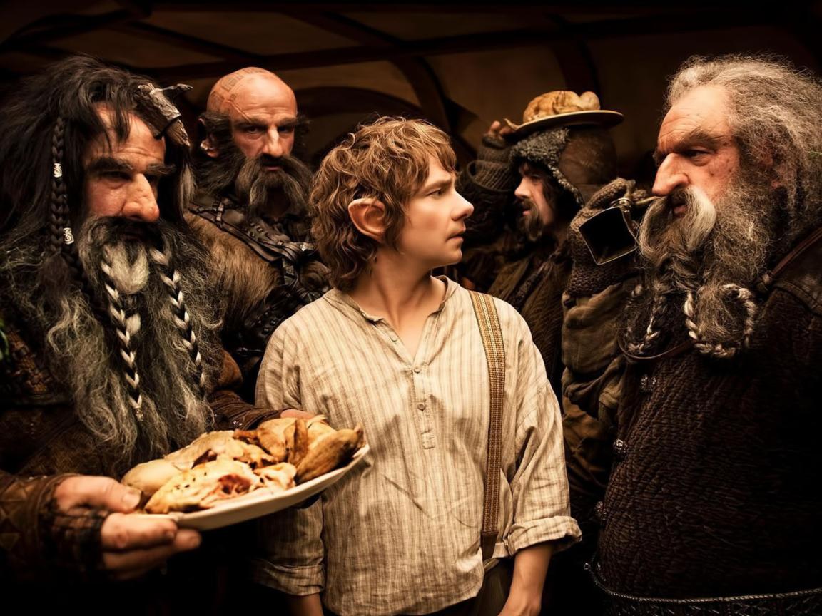the hobbit as a fantasy novel