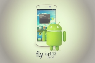 Fly IQ443 Trend Picture for Android, iPhone and iPad