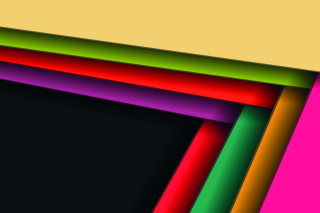 Abstract Vector Background Picture for Android, iPhone and iPad