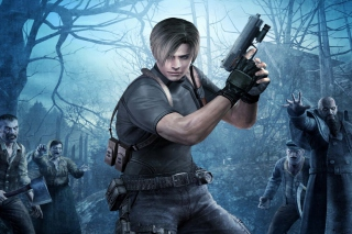 Resident Evil 4 Wallpaper for Android, iPhone and iPad