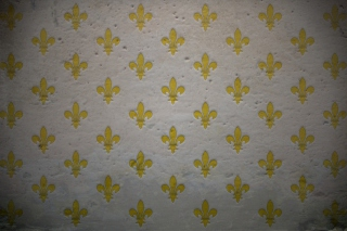 Fleur De Lys Pattern Background for Android, iPhone and iPad