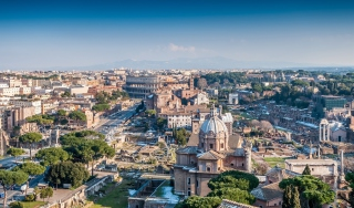 Cityscapes Roma Wallpaper for Android, iPhone and iPad