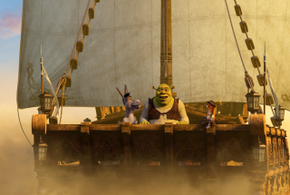 Free Shrek 3 Picture for Samsung Galaxy A3