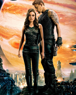 Jupiter Ascending Background for Nokia Lumia 610