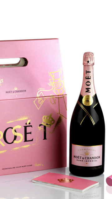 Screenshot №1 pro téma Moet & Chandon Finest Vintage Champagne 360x640