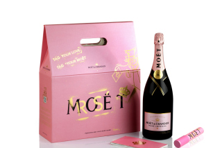 Moet & Chandon Finest Vintage Champagne Background for Android, iPhone and iPad