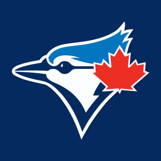Kostenloses Toronto Blue Jays  Canadian Baseball Team Wallpaper für iPad 2