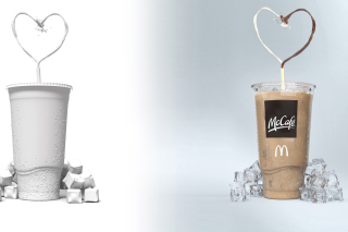 Free Milkshake from McCafe Picture for 1600x1200