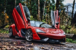 Free McLaren 570S Picture for Android, iPhone and iPad