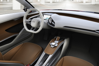 Audi E-Tron Interior Picture for Android, iPhone and iPad