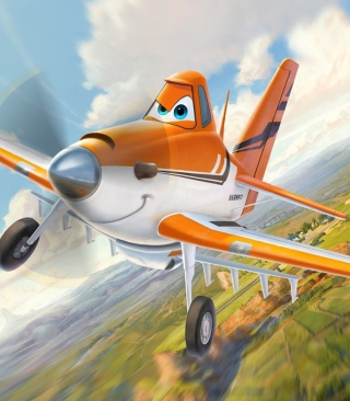 Free Planes 2013 Disney Dusty Crophopper Picture for Nokia C1-01