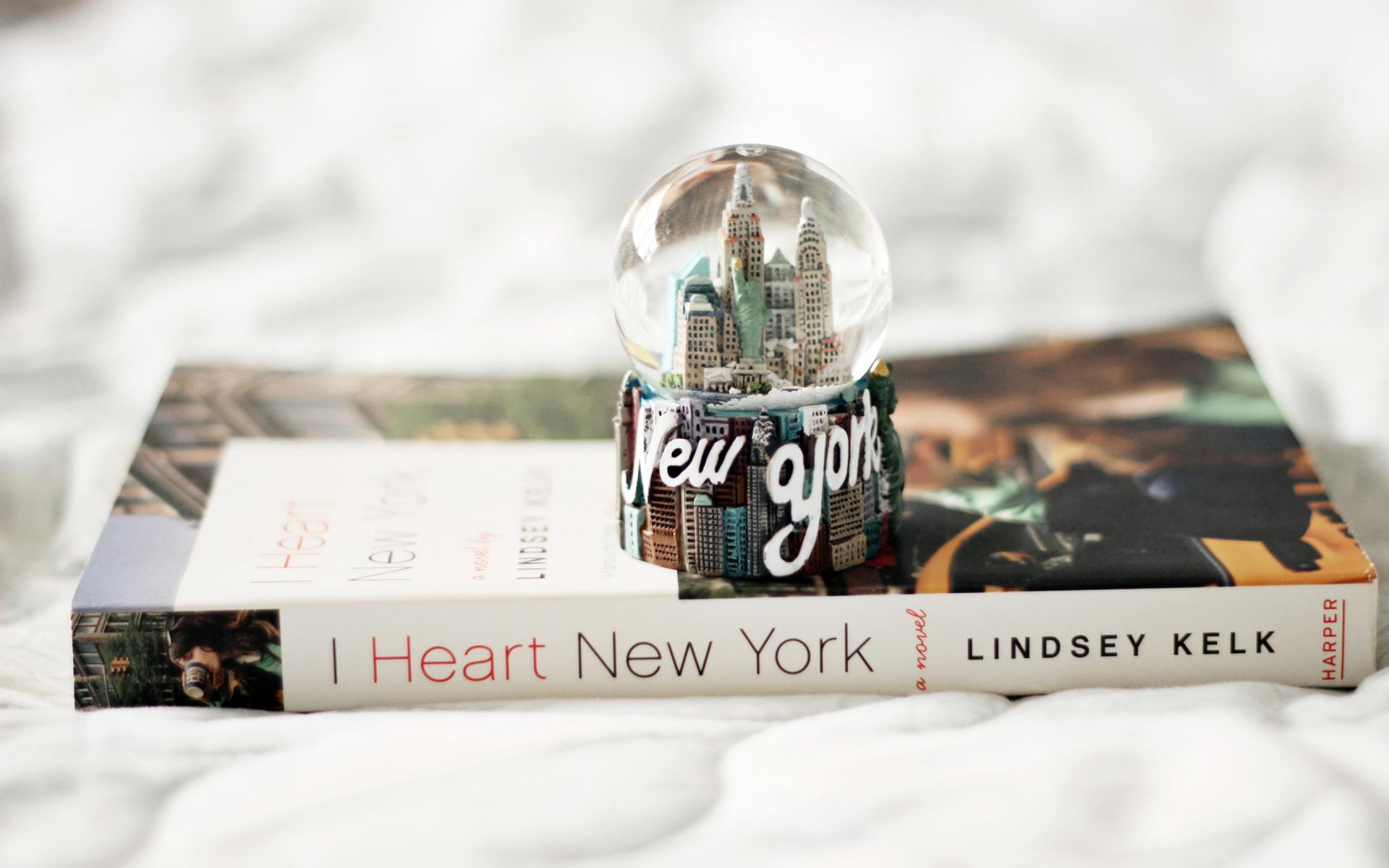 I Heart New York para Widescreen Desktop PC 1920x1080 Full HD