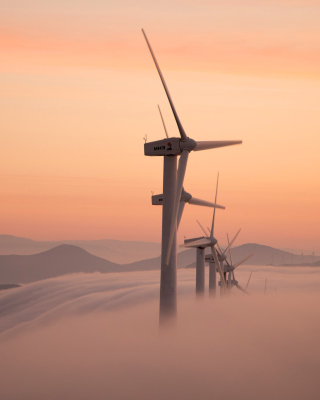 Dutch Wind power Mills for electricity - Fondos de pantalla gratis para HTC Titan