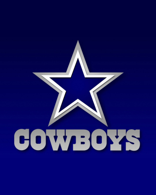 Free Dallas Cowboys Blue Star Picture for iPhone 4S