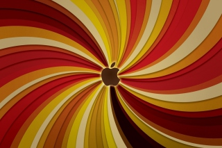 Apple Logo Background for Android, iPhone and iPad