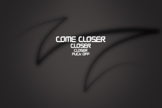 Come Closer Wallpaper for Android, iPhone and iPad