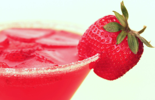 Strawberry Cocktail - Obrázkek zdarma