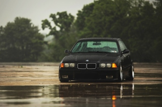 Free BMW E36 M3 Picture for Android, iPhone and iPad