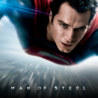 Man Of Steel Dc Comics Superhero Wallpaper for 208x208
