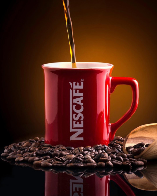 Free Nescafe Coffee Picture for Nokia C2-02