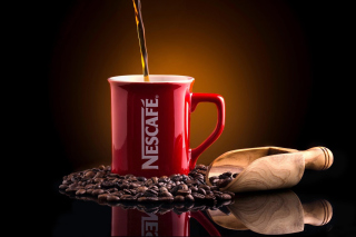 Nescafe Coffee Wallpaper for Samsung Galaxy Tab 10.1