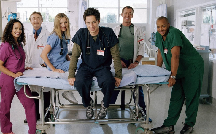 Doctors - Scrubs wallpaper