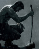 Screenshot №1 pro téma The Wolverine Movie 2013 128x160