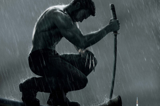 The Wolverine Movie 2013 sfondi gratuiti per cellulari Android, iPhone, iPad e desktop