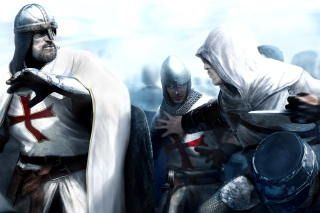 Assassins Creed - Obrázkek zdarma pro Widescreen Desktop PC 1920x1080 Full HD